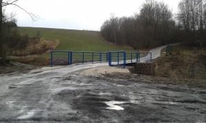 Most w Grzegorzowicach Wielkich